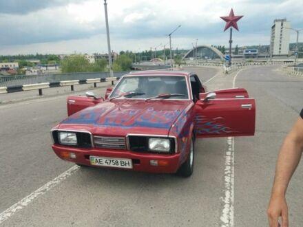 Червоний Ніссан Цедрік, об'ємом двигуна 2 л та пробігом 65 тис. км за 5500 $, фото 1 на Automoto.ua