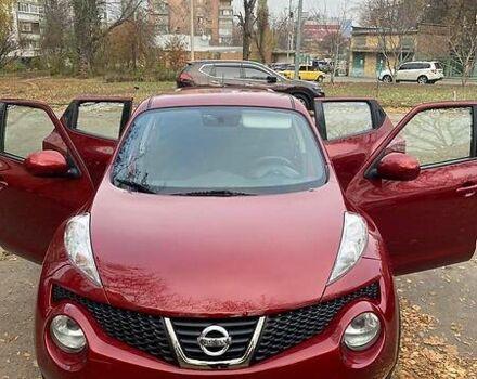 Красный Ниссан Жук, объемом двигателя 1.6 л и пробегом 59 тыс. км за 13900 $, фото 1 на Automoto.ua