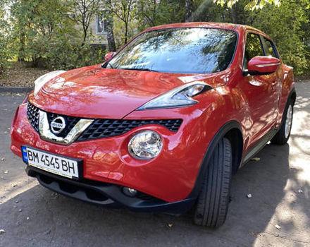 Красный Ниссан Жук, объемом двигателя 1.6 л и пробегом 36 тыс. км за 16500 $, фото 1 на Automoto.ua