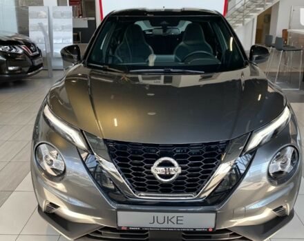 купити нове авто Ніссан Жук 2021 року від офіційного дилера Альянс-А Nissan Ніссан фото