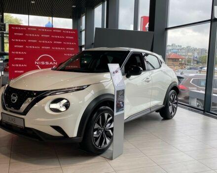 купити нове авто Ніссан Жук 2021 року від офіційного дилера NISSAN АВТОРІВЕР Ніссан фото