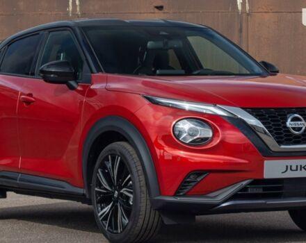 купити нове авто Ніссан Жук 2021 року від офіційного дилера Автоцентр Біла Церква Ніссан фото