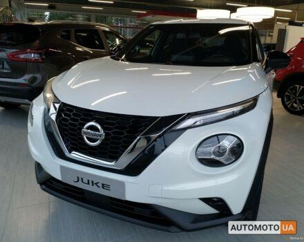 купить новое авто Ниссан Жук 2021 года от официального дилера NISSAN ІВАНО-ФРАНКІВСЬК Ниссан фото