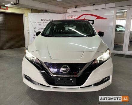 купити нове авто Ніссан Ліф 2021 року від офіційного дилера NISSAN ІВАНО-ФРАНКІВСЬК Ніссан фото