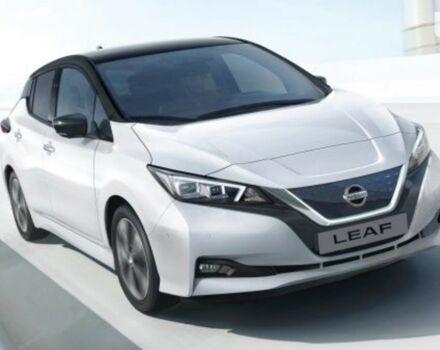 купить новое авто Ниссан Лиф 2021 года от официального дилера VIDI на Кільцевій Ниссан фото