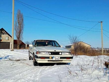 Білий Ніссан Леопард, об'ємом двигуна 2 л та пробігом 326 тис. км за 2500 $, фото 1 на Automoto.ua