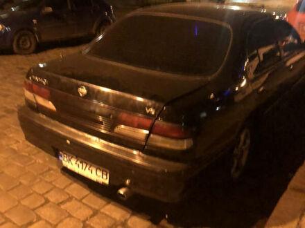 Черный Ниссан Максима, объемом двигателя 2 л и пробегом 490 тыс. км за 3100 $, фото 1 на Automoto.ua