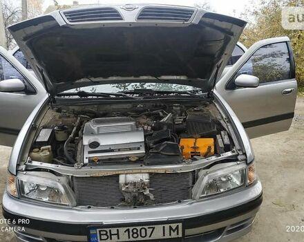 Серый Ниссан Максима, объемом двигателя 3 л и пробегом 232 тыс. км за 4100 $, фото 1 на Automoto.ua