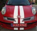 Красный Ниссан Микра, объемом двигателя 1.2 л и пробегом 158 тыс. км за 3699 $, фото 1 на Automoto.ua