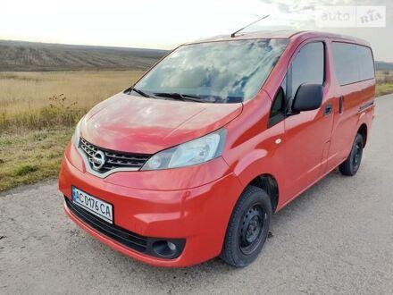 Красный Ниссан НВ, объемом двигателя 1.5 л и пробегом 220 тыс. км за 7250 $, фото 1 на Automoto.ua