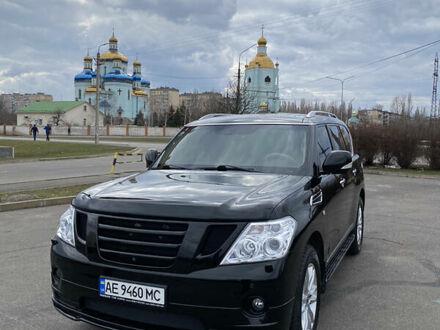 Черный Ниссан Патрол, объемом двигателя 0 л и пробегом 190 тыс. км за 29999 $, фото 1 на Automoto.ua