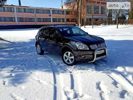 Черный Ниссан Кашкай, объемом двигателя 1.5 л и пробегом 180 тыс. км за 9450 $, фото 1 на Automoto.ua