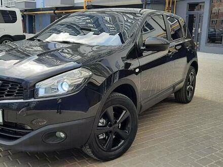 Чорний Ніссан Кашкай, об'ємом двигуна 1.5 л та пробігом 73 тис. км за 11200 $, фото 1 на Automoto.ua