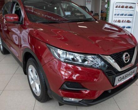 купити нове авто Ніссан Кашкай 2021 року від офіційного дилера VIDI на Кільцевій Ніссан фото