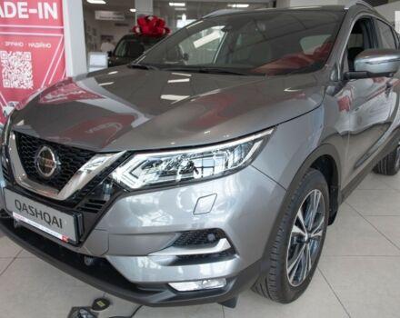 купить новое авто Ниссан Кашкай 2021 года от официального дилера VIDI на Кільцевій Ниссан фото