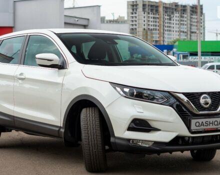 купить новое авто Ниссан Кашкай 2021 года от официального дилера Элефант Ниссан фото