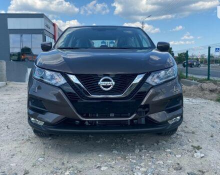 купити нове авто Ніссан Кашкай 2021 року від офіційного дилера NISSAN АВТОРІВЕР Ніссан фото