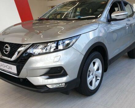 купить новое авто Ниссан Кашкай 2021 года от официального дилера СКАЙ МОТОРС+ Ниссан фото