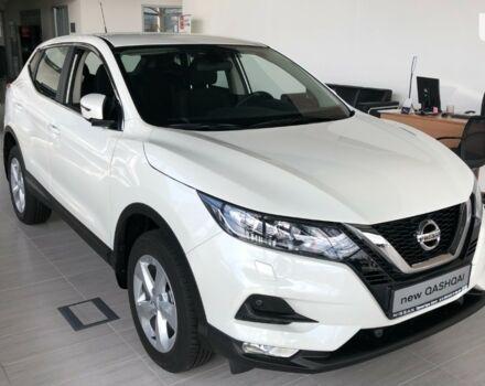 купить новое авто Ниссан Кашкай 2021 года от официального дилера Премьера Авто Ниссан фото