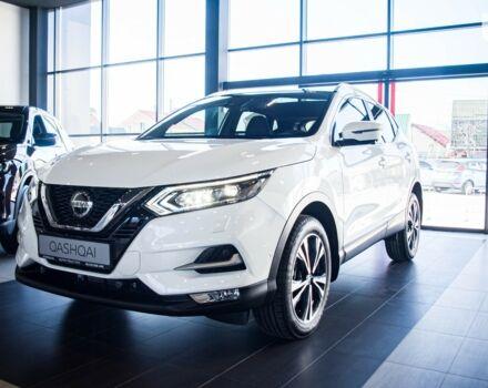 купить новое авто Ниссан Кашкай 2021 года от официального дилера Полісся Моторс Ниссан фото