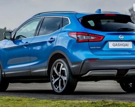 купити нове авто Ніссан Кашкай 2021 року від офіційного дилера Фрунзе-Авто Ніссан фото