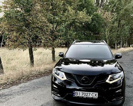 Чорний Ніссан Рог, об'ємом двигуна 2.5 л та пробігом 148 тис. км за 13500 $, фото 1 на Automoto.ua