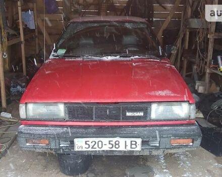 Красный Ниссан Сентра, объемом двигателя 1 л и пробегом 10 тыс. км за 1350 $, фото 1 на Automoto.ua