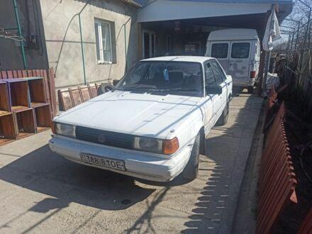 Белый Ниссан Санни, объемом двигателя 1.7 л и пробегом 317 тыс. км за 800 $, фото 1 на Automoto.ua
