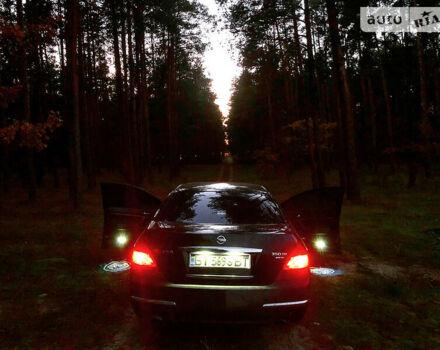 Черный Ниссан Теана, объемом двигателя 3.5 л и пробегом 218 тыс. км за 6200 $, фото 1 на Automoto.ua