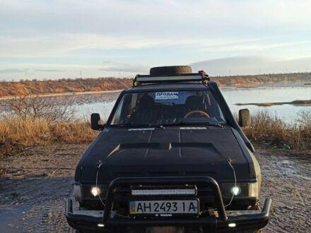Чорний Ніссан Террано, об'ємом двигуна 2.7 л та пробігом 100 тис. км за 4500 $, фото 1 на Automoto.ua