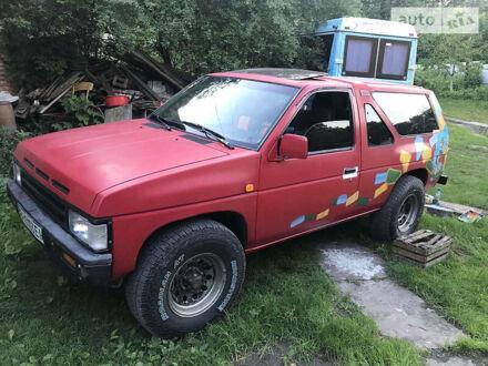 Червоний Ніссан Террано, об'ємом двигуна 2.4 л та пробігом 10 тис. км за 4950 $, фото 1 на Automoto.ua