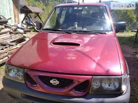 Червоний Ніссан Террано, об'ємом двигуна 2.7 л та пробігом 319 тис. км за 7100 $, фото 1 на Automoto.ua