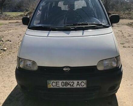 Белый Ниссан Ванетте пасс., объемом двигателя 2.3 л и пробегом 180 тыс. км за 4000 $, фото 1 на Automoto.ua
