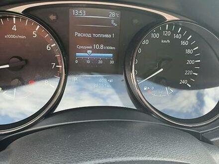 Белый Ниссан ИксТрейл, объемом двигателя 2 л и пробегом 34 тыс. км за 22300 $, фото 1 на Automoto.ua