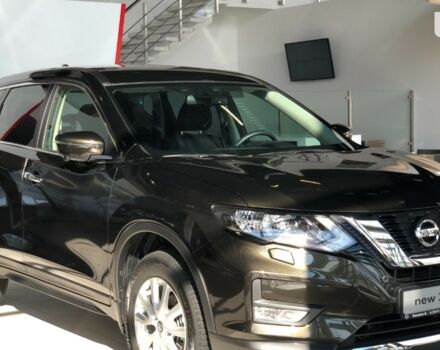 купити нове авто Ніссан ІксТрейл 2020 року від офіційного дилера Альянс-А Nissan Ніссан фото