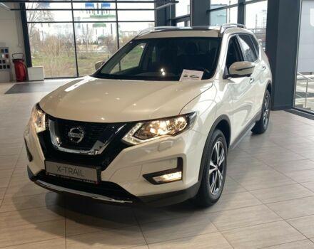 купить новое авто Ниссан ИксТрейл 2020 года от официального дилера NISSAN АВТОРІВЕР Ниссан фото