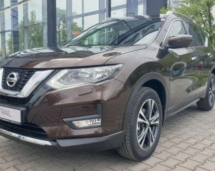 купити нове авто Ніссан ІксТрейл 2020 року від офіційного дилера СКАЙ МОТОРС+ Ніссан фото