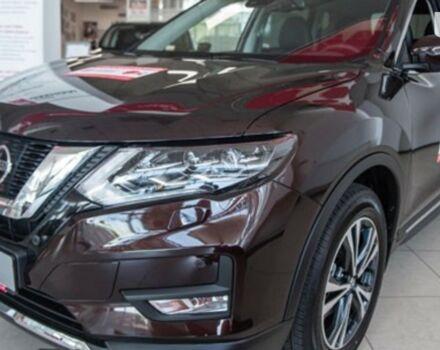купить новое авто Ниссан ИксТрейл 2021 года от официального дилера VIDI на Кільцевій Ниссан фото