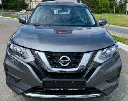 купити нове авто Ніссан ІксТрейл 2021 року від офіційного дилера ТерКо Авто Джерман Авто Ніссан фото