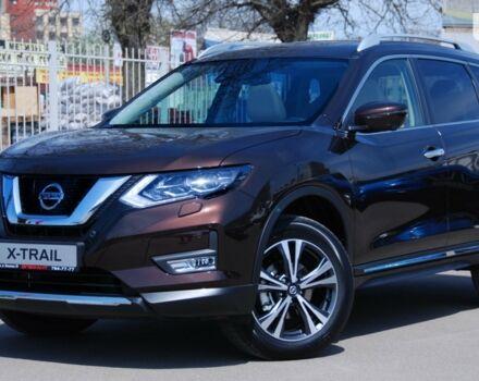 купити нове авто Ніссан ІксТрейл 2021 року від офіційного дилера Элефант Ніссан фото