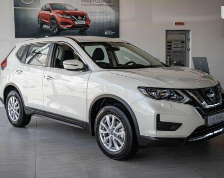 купити нове авто Ніссан ІксТрейл 2021 року від офіційного дилера Полісся Моторс Ніссан фото