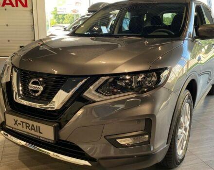 купить новое авто Ниссан ИксТрейл 2021 года от официального дилера АТМ КРОПИВНИЦЬКИЙ Ниссан фото