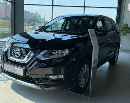 купить новое авто Ниссан ИксТрейл 2021 года от официального дилера NISSAN АВТОРІВЕР Ниссан фото