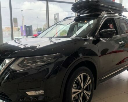 купити нове авто Ніссан ІксТрейл 2021 року від офіційного дилера VIDI на Кільцевій Ніссан фото