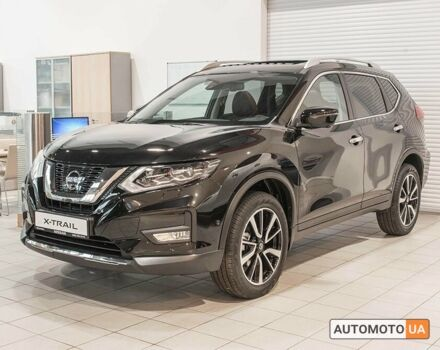 купить новое авто Ниссан ИксТрейл 2021 года от официального дилера NISSAN ІВАНО-ФРАНКІВСЬК Ниссан фото