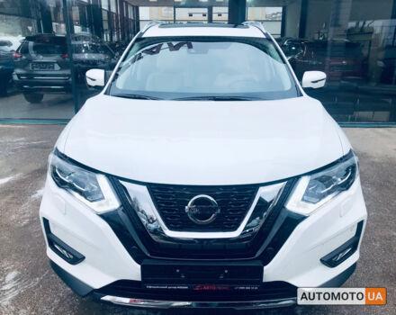 купить новое авто Ниссан X-Trail 2021 года от официального дилера Мотор Транс Груп Nissan Ниссан фото