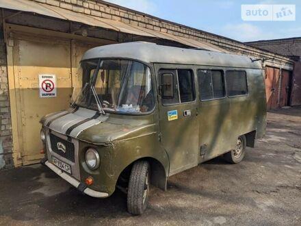 Зеленый Ныса 521, объемом двигателя 2.5 л и пробегом 10 тыс. км за 1500 $, фото 1 на Automoto.ua