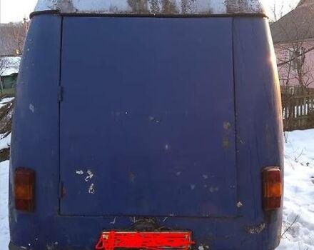 Синій Ниса 522, об'ємом двигуна 2.2 л та пробігом 50 тис. км за 647 $, фото 1 на Automoto.ua