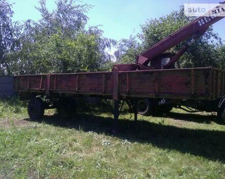 Зеленый ОДАЗ 9357, объемом двигателя 0 л и пробегом 100 тыс. км за 1000 $, фото 1 на Automoto.ua