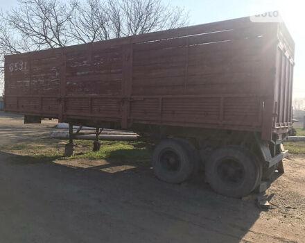 Красный ОДАЗ 9370, объемом двигателя 0 л и пробегом 60 тыс. км за 2100 $, фото 1 на Automoto.ua
